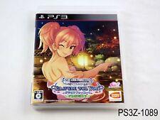 Idolmaster G4U Cinderella Girls Vol 9 Playstation 3 Japanese Import PS3 Gravure