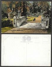 Old Canada Postcard - Halifax, Nova Scotia - In the Gardens