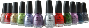 China Glaze Nail Lacquer 0.5oz - WELCOME TO JOLLYWOOD Collection - Pick Any