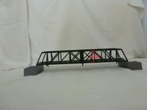 Bridge built,painted and ready for layout