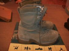 "Danner 8"" USAF TFX Temperate NMT GTX 26119 Steel Toe Mens Size 6D"