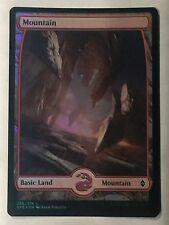 Mountain #268 *Foil* - MTG - Battle For Zendikar *Foil*