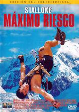 PELICULA DVD MAXIMO RIESGO EDICION DEL COLECCIONISTA (DESCATALOGADA)