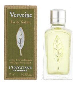 L'Occitane Verbena Eau de Toilette  + 4 Free sample