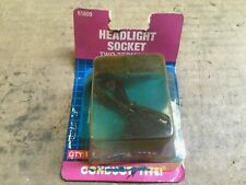 New Conduct Tite Headlight Socket Connector Two Terminal 85809