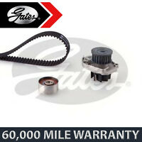 GATES TIMING CAM BELT WATER PUMP KIT FOR FIAT PUNTO/GRANDE PUNTO 1.2 1.4