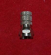 10 Stück SAT F- Stecker für 7mm Koax Kabel