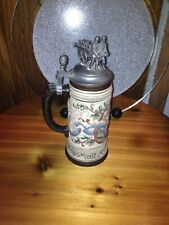 New listing Vintage German Ww Team Fire Fighters Stein Very Nice, Limited Edition