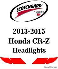 3M Scotchgard Paint Protection Film Clear Bra Pre-Cut Fits 2013 2015 Honda CR-Z