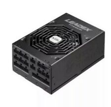"Super Flower Leadex Titanium 1600W Fully Modular ""80 Plus Titanium"" Power Supply"