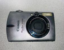 Canon PowerShot Digital ELPH SD550 7.1MP Digital Camera *Fine/tested*