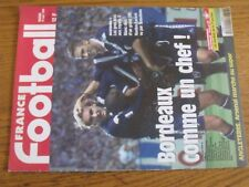 $$$ Revue France Football N°2737 Arsenal  Bordeaux  Blanc OM  Nantes - Lorient