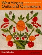 West Virginia Quilts: And Quiltmakers-ExLibrary