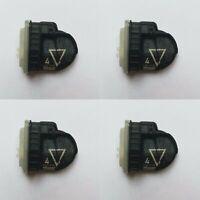 SET OF 4 CHEVY BUICK CADILLAC GMC OEM Tire Pressure Sensor TPMS 433MHz 13598773