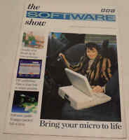 BBC The Software Show: The Magazine of the TV Show Spring 1989