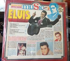 "ELVIS PRESLEY FRENCH IMPORT LP ""FAMOUS STARS MUSIC VOL 7"" MINT CONDITION"