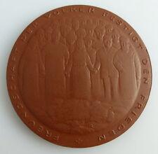 Meissen Medaille: LIGA für Völkerfreundschaft der DDR, Freundschaft d, Orden2649