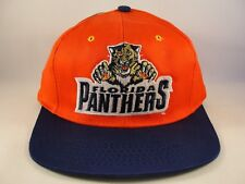 Kids Youth Size NHL Florida Panthers Vintage Snapback Hat Cap