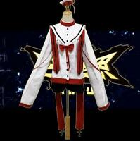 Bump world choir accompaniment gold cosplay costume clothing Special