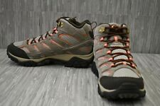 Merrell MOAB 2 Mid J06058W Hiking Boots, Women's Size 10 W, Brown