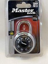 New Listingcombination Master Lock 1500d 34 Inch Anti Shim Combination Lock For Locker