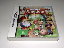 My Sims Kingdom Nintendo DS 2DS 3DS Game Preloved *Complete*