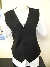 Polyester Long Formal Waistcoats for Men