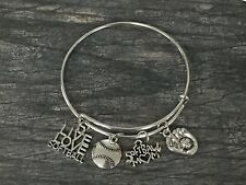 Softball Mom Bracelet- Softball Jewelry For Moms - Perfect Gift for Softball Mom
