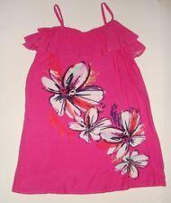 NWT Gymboree girls pink hibiscus summer tank sun dress size 6 ISLAND GIRL