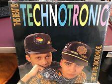 "TECHNOTRONIC MC ERIC THIS BEAT IS TECHNOTRONIC 12"" 1990 BCM 12420 SEALED"