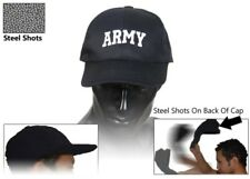 ARMY Self Defense Baseball Hat Cap Low Profile Weighted Style Impact Tool