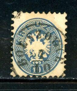 Austria Scott # 20 - Used - CV=$18.50