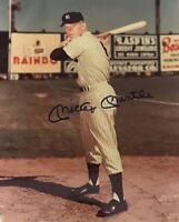 Mickey Mantle 8x10 SIGNED PHOTO AUTOGRAPHED ( Yankees HOF ) REPRINT ,