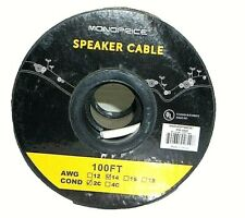 Access Series 14Awg Cl2 Rated 2-Conductor Speaker Wire Cable -50ft