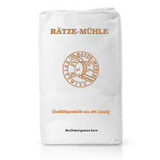 Rätze Mühle |  Frische Dinkelkörner | Volles Korn | gereinigt | 1 bis 10 KG