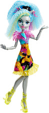 "Monster High DVH66 ""Electrified Hair Raising Ghouls Silvi Timberwolf"" Doll"