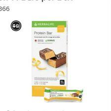 Herbalife  distributor Protein Bar Deluxe (lemon) 14 Bars per Box