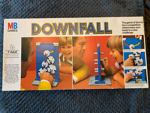 MB Games Downfall 1977 100% Complete
