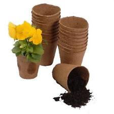 Pot / Godet Ø 6 cm X 24 Pots / Godets Biodégradable Plantations Jardin Semis