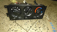 2002 DAEWOO MATIZ MK1  HEATER CONTROL SWITCH PANEL