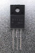Sanyo 2Sb1133 B1133 Pnp transistor To-220Ml 60V 3A