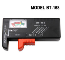 Bt-168 Aa/Aaa/C/D/9V/1.5V batteries Universal Button Cell Battery Colour Coded M