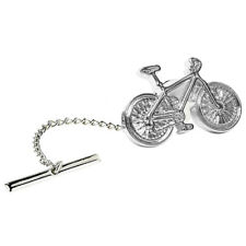 Ciclo de bicicleta de estilo moderno Insignia DE SOLAPA CORBATA TAC xajtt 409
