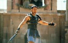Gladiator Russell Crowe Poster Tv Movie Photo Poster  24 by 36 inch 