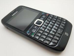 Nokia E63 - Black (Three Network) Mobile Phone