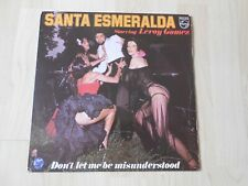 Santa Esmeralda   Don't Let Me Be Misunderstood  Vinyl LP