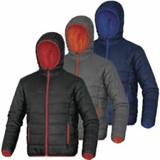 Abrigos y chaquetas de hombre azules de poliamida talla S