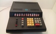 Vintage Big ISKRA 111M  Nixie Tube Calculator IN-14  Working  Russian