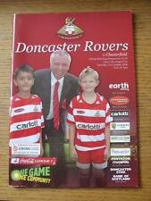 21/10/2006 Doncaster Rovers v Chesterfield  . No obvious faults.