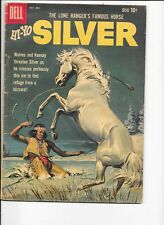 Silver  #36  last issue
